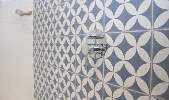 bathroom renovation consideration tiled shower